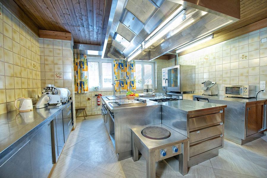 Wallegghof - Küche