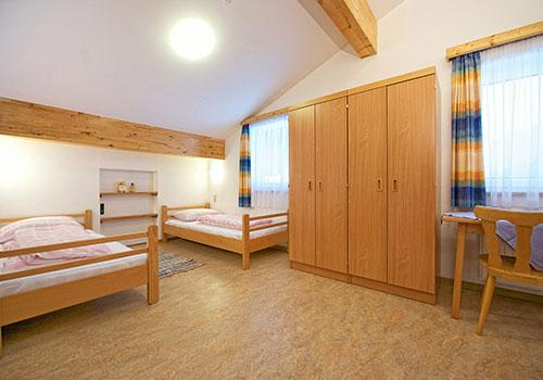Zimmer - 2 Einzelbetten